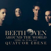 Beethoven around the world: strijkkwartet 7 & 8. Quatuor Ébène