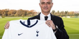 Amper 11 uur na ontslag Mauricio Pochettino: José Mourinho is nieuwe coach van Tottenham
