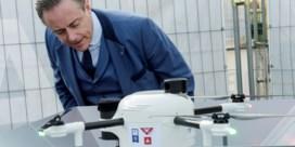 Antwerpse politie experimenteert met automatische drone