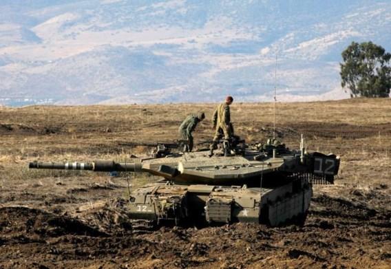 Israël valt militaire doelwitten in Syrië aan