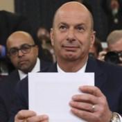 Kroongetuige: 'Ik voerde Trumps bevelen uit en zette Oekraïense president onder druk'