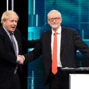 Johnson: 'Wat ik Corbyn voor kerst zou geven? Mijn briljante Brexit-deal'