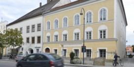 Geboortehuis Hitler wordt politiebureau