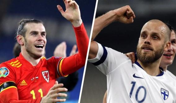 Rode Duivels kunnen enkel nog Wales of Finland als derde tegenstander krijgen op Euro 2020
