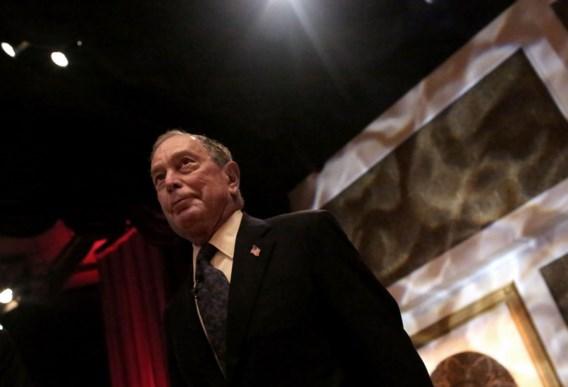 Bloomberg nog niet buiten beeld als democratische presidentskandidaat