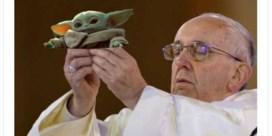 'Baby Yoda' is baby van het jaar