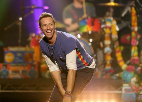 Coldplay stopt voorlopig met toeren vanwege het klimaat