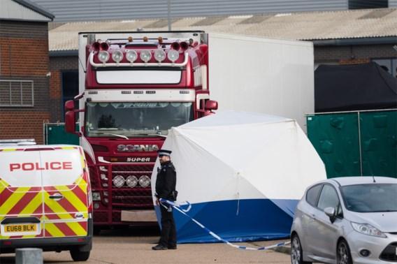 Opnieuw verdachte opgepakt in onderzoek naar 39 doden in vrachtwagen