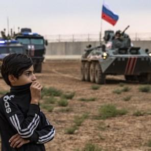 Huurlingen vechten en moorden voor Moskou