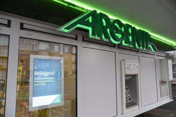 Argenta heropent helft bankautomaten