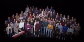 Ook Vlaamse musicalartiesten protesteren tegen besparingen met protestlied