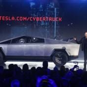 Eigen ruiten ingegooid? Al 150.000 bestellingen van Tesla Cybertruck