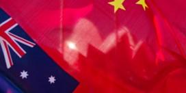 Eerste Chinese 'spion' vlucht naar Australië