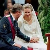 Nieuwe koninklijke foto's voor porseleinen huwelijk
