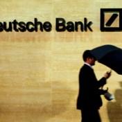 De catch 22 van Deutsche Bank