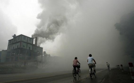 Hoogste concentraties broeikasgassen ooit gemeten in atmosfeer