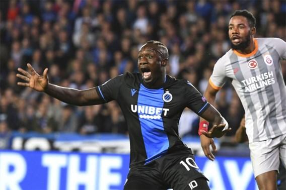Galatasaray, tegenstander van Club Brugge in Champions League, ziet ex-Standard-verdediger Luyindama lang uitvallen