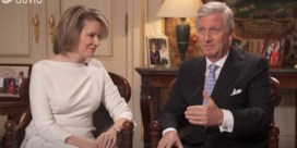 Koning Filip en koningin Mathilde bekennen: 'Iedereen zocht ons, maar we hadden ons verstopt'