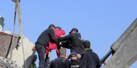 Al zestien doden bij zware aardbeving in Albanië