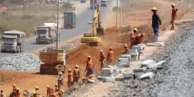 In Afrikaanse schuldenberg huist een Chinese draak