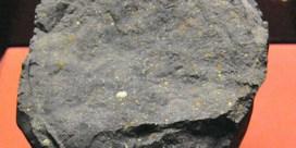 Ruimtesuiker kreeg lift van meteoriet