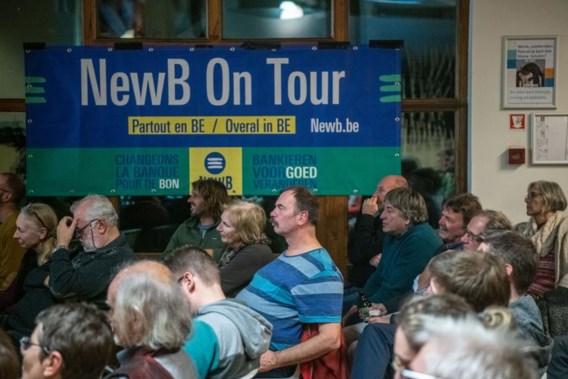 NewB zoekt nog tien miljoen en wil verlengingen spelen