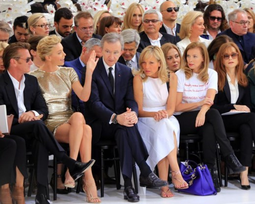 Tiffany-juwelen zetten Franse modepaus op weg om rijkste man ter wereld te worden