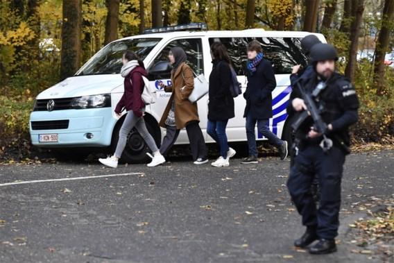 Dreiging in Antwerpen: 18-jarige weer vrijgelaten