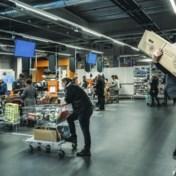 Delhaize en Carrefour 17 procent duurder dan Colruyt