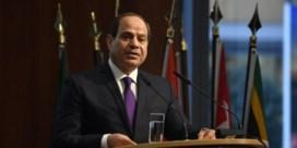 Toenemende repressie in Egypte van Sisi baart zorgen