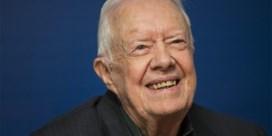 Jimmy Carter heeft ziekenhuis verlaten