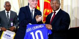 Infantino droomt van 'African League' en pleit voor investeringen in Afrikaanse stadions