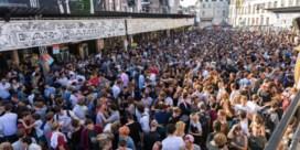 Gentse Feesten kostten politie 950.000 euro