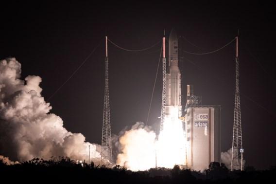 Europa pompt recordbedrag in ruimtevaart, wil bemande missie naar de maan