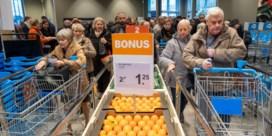 Albert Heijn Deurne mikt op 14.000 klanten per week