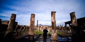 Pompeii stelt nieuwe sites open voor bezoekers