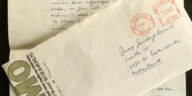 'Een schrijver die reflecteert op zijn oeuvre is waardevoller dan een administratief schrijven'