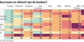 Kleine banken voeren duurzamer en ethischer beleid dan grote