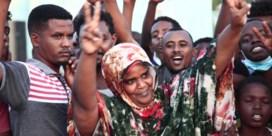 Afscheid van zweepslagen en van partij Al-Bashir