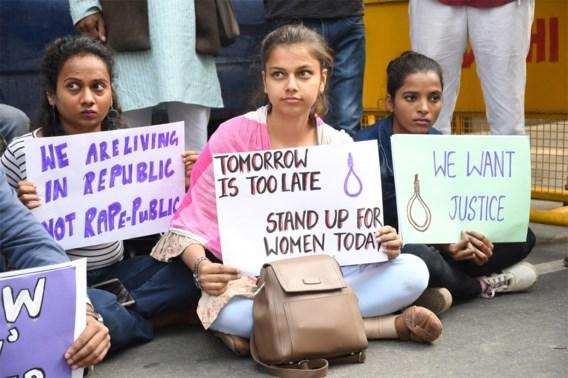 Opnieuw protesten in India na brute groepsverkrachting, vier verdachten opgepakt