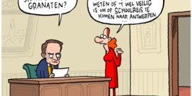 Cartoon van de dag - november 2019