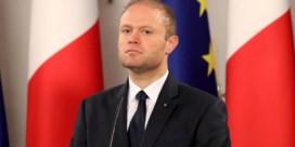 Maltese premier stapt op door moordonderzoek