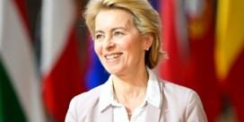 Von der Leyen: 'Europa wil eerste klimaatneutrale continent worden'
