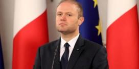 Premier van Malta stapt in januari op