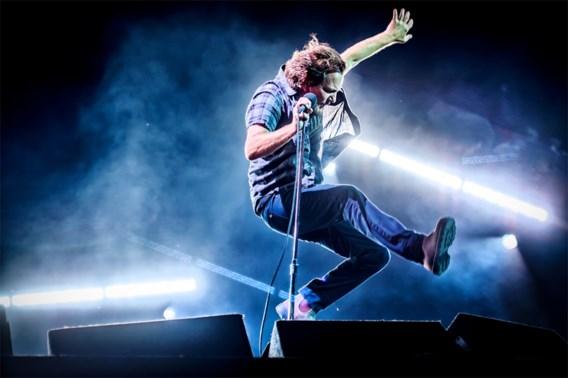 Pearl Jam (alweer) headliner op Rock Werchter