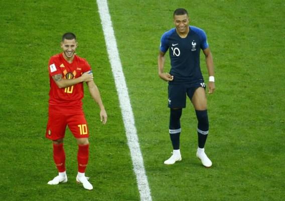 """Frankrijk ziet Rode Duivels afhaken voor oefenmatch: """"Ze hebben schrik om hun eerste plek te verliezen"""""""