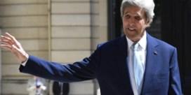 John Kerry wil 'oorlog' tegen klimaatverandering aangaan met 'World War Zero'