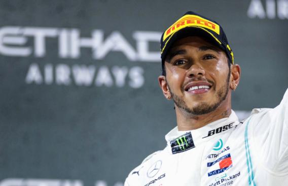Eindstand F1-kampioenschap 2019