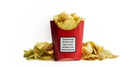 Opgepast: dit product maakt u dik