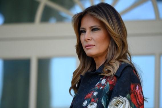 Nieuw boek over Melania wijst naar Trump-adviseur voor lekken naaktfoto's